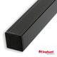 Elephant   Aluminium paal/kap   Antraciet   68x68 mm lengte 99 cm