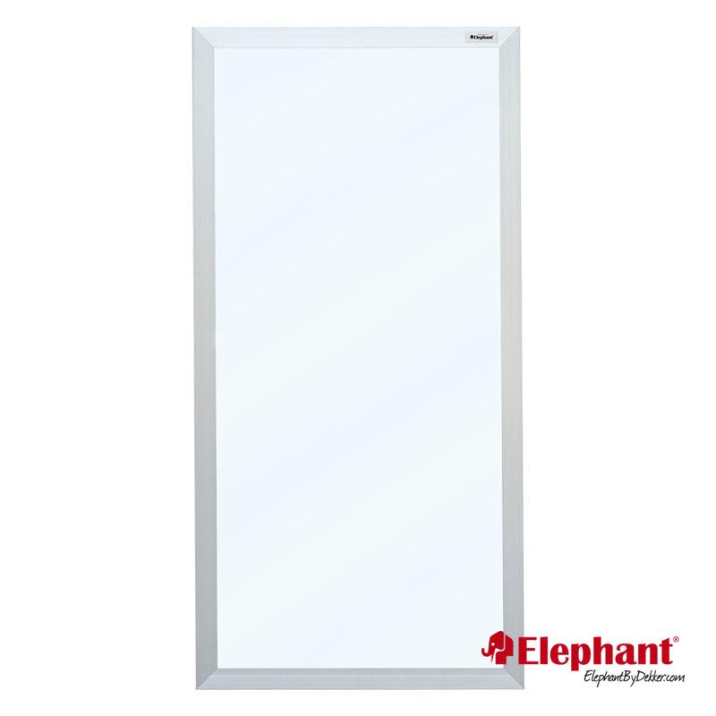 Elephant | Tuinscherm Forte glas | 90x180 cm