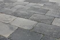 Excluton | Abbeystones 20x30x6 | Grijs/zwart