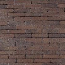 Excluton | Abbeystones Waalformaat 20x5x7 | Paars/bruin