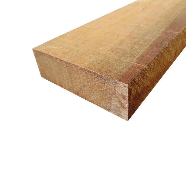 Hardhouten azobe gording | 5 x 15 cm | Gezaagd | 300cm