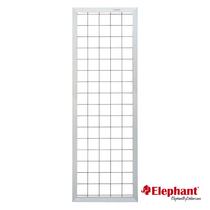 Elephant | Draadscherm Forte aluminium | 60 x 180 cm