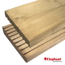 Elephant | Vlonderplank vuren | 28 x 145 mm lengte 240 cm
