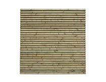 Exterior Living | Tuinscherm Lamello 150x178 cm