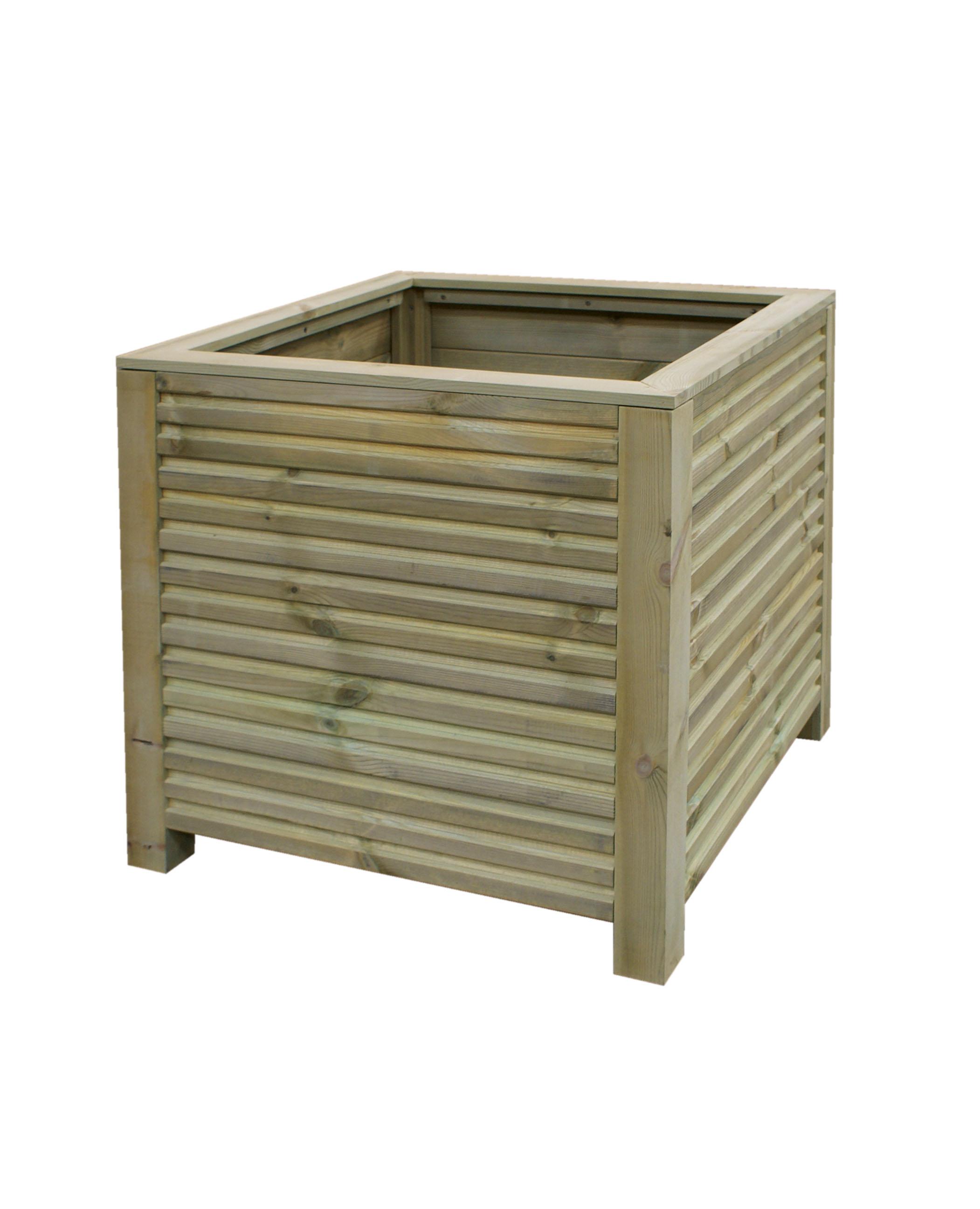 Gardival | Bloembak Alpha 28 | 100x50x70 cm
