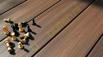 Fiberon | Xtreme | Acorn Brown | Vlonderplank 20 x 127 mm | 488 cm