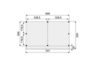 Douglasvision | Buitenverblijf Modulair | 700 x 400 cm