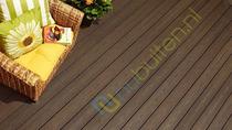 Fiberon | Pro-Tect Plus | Espresso | Vlonderplank 24 x 136 | 366 cm