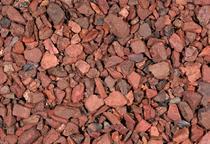 MO-B | Mijnsplit rood 6-15 mm | 1300 kg