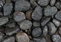 MO-B | Glitter Stone black 10-30 mm | 500 kg