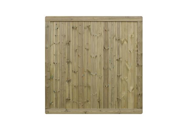 Exterior Living | Tuinscherm Prestige 180x180 cm