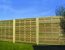 Exterior Living | Delta poort enkel 180x100 cm
