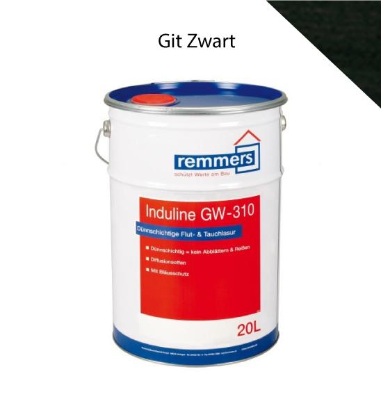Zwarte beits | Remmers GW-310 5 Liter