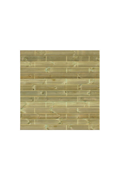 Exterior Living | Tuinscherm Brick 183x180 cm
