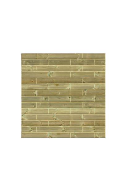 Exterior Living | Tuinscherm Brick 183x150 cm