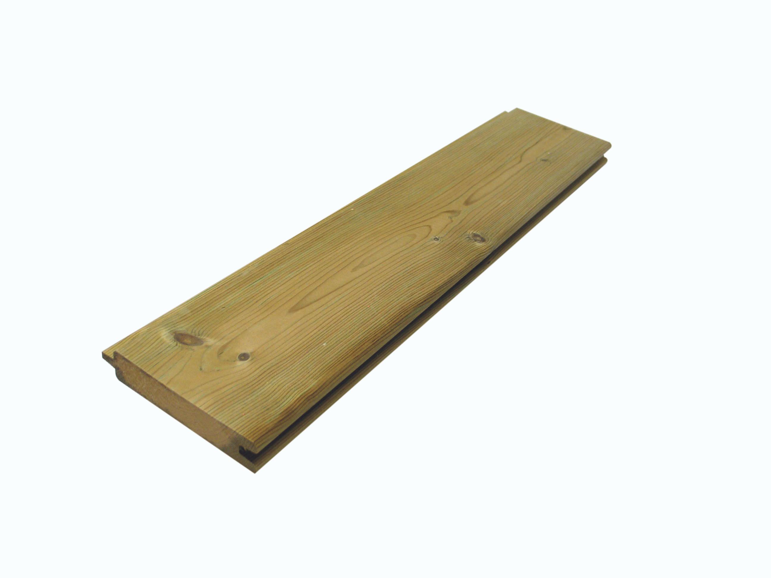 Exterior Living | Plank Massief | 13x150