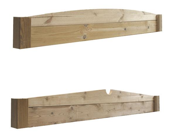 Gardival | Bovenplank Massief | 13x180