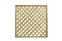 Gardival | Diagonaal Klimplantscherm | Vlak