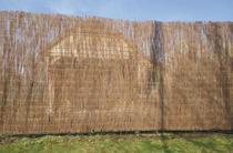 Gardival | Ericamat doorschijnend 200x500 cm