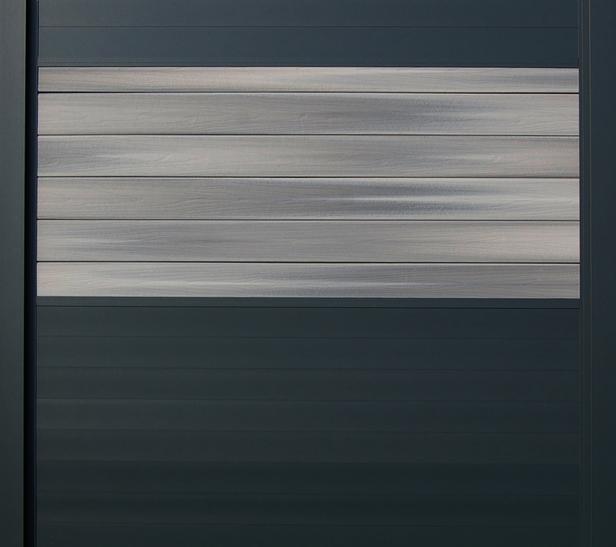 IdeAL | Scherm Antraciet- Horizon Castle Gray | 180x180 | 6 planks
