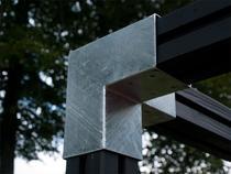 DK Plus | Cubic hoekverbinding dubbel | 9x9