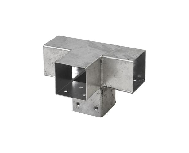 Cubic verlengstuk dubbel   9 x 9 cm