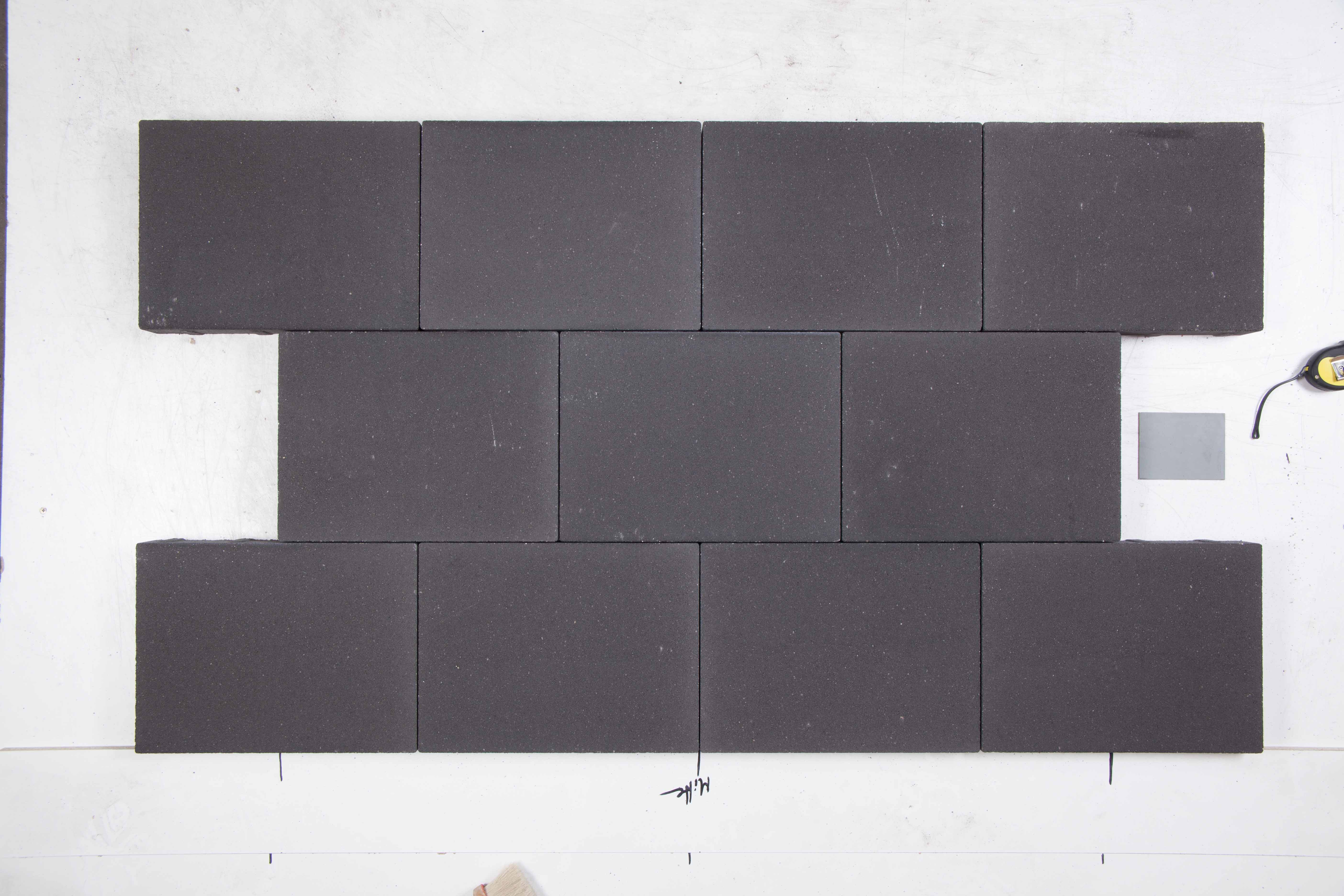 Redsun | Demiton Extra XS 20x30x5 | Coal
