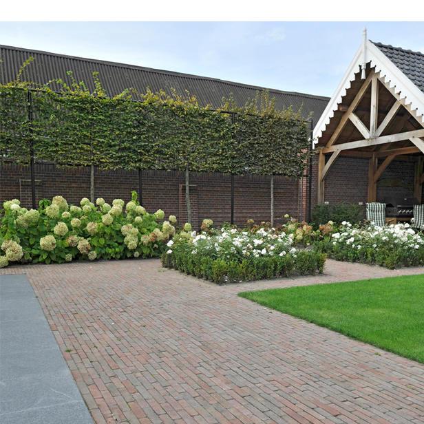 Wienerberger vida 20x5x6 5 lotis for Bestrating kleine tuin
