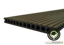 Duowood | Standaard vlonderplank 25x146 | Lava 300 cm