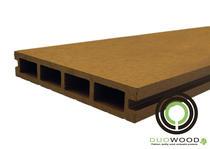 Duowood | Standaard vlonderplank 25x146 | Havanna 400 cm