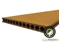 DuoWood | XWB vlonderplank 25x250 | Havanna 500 cm