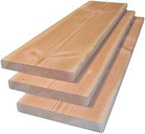 Douglas plank | 25 x 195 mm | Sc. | 400 cm