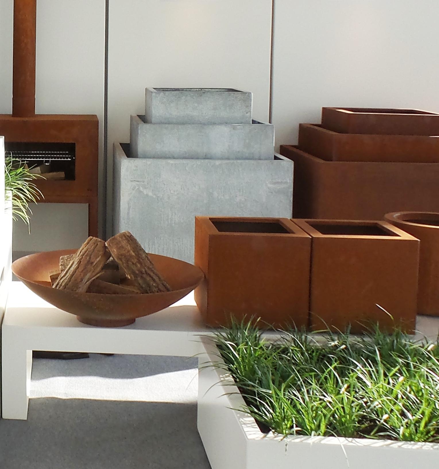 Adezz | Plantenbak Andes | 200 x 200 x 60 cm