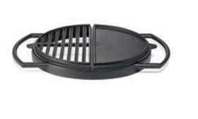 Fire Up | Halfronde grillplaat