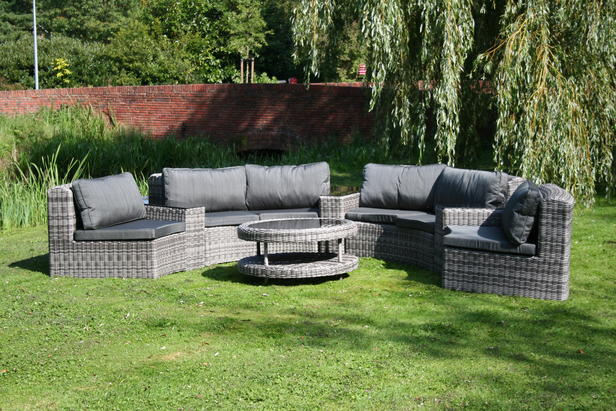 Loungeset Tuin Hout : Lounge tuinset hout lovely mooie tuinsets loungesets der de