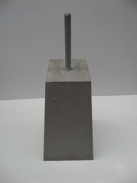 Westwood | Betonpoer 12 x 12 cm