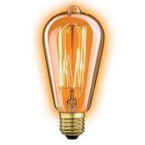 KS Verlichting | Lamp Classic Gold Rustika 40W