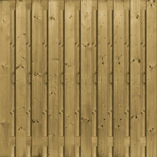 CarpGarant | 1250 | Recht verticaal | 180x180cm | 21-planks voor betonsysteem