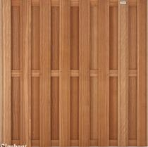 Westwood | Actie Tuinscherm Bangkirai | 15-planks 180cm