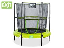 EXIT | Bounzy Mini Trampoline Green | 1.40m