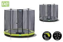 EXIT | Twist Ground 366 (12ft) Groen/Grijs + Safetynet 366 (12ft)