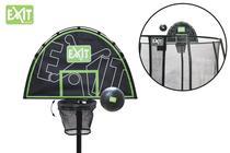 EXIT   Trampoline Basket + Mini Foam Bal (ø15cm) (past op Ju