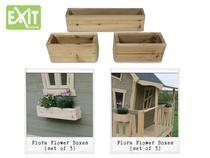 EXIT | Flora Bloembakjes (3 stuks)