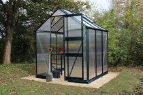 Royal Well | Burford 66, groen gecoat, polycarbonaat 6mm/1