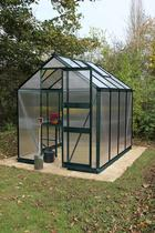 Royal Well | Burford 86, groen gecoat, polycarbonaat 6mm/1