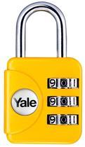 Yale YP1/28/121/1 bagage hangslot/cijferslot