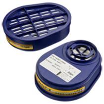 Gasfilterpatronen 2x A1B1E1 v/Dräger X-Plore