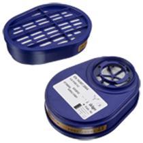 Gasfilterpatronen 2x A2 voor Dräger X-Plore