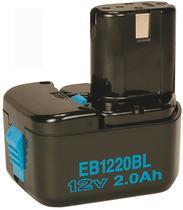 Accu voor 12V machine Hitachi eb1220bl