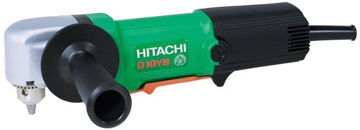 Haakse boormachine Hitachi d10yb